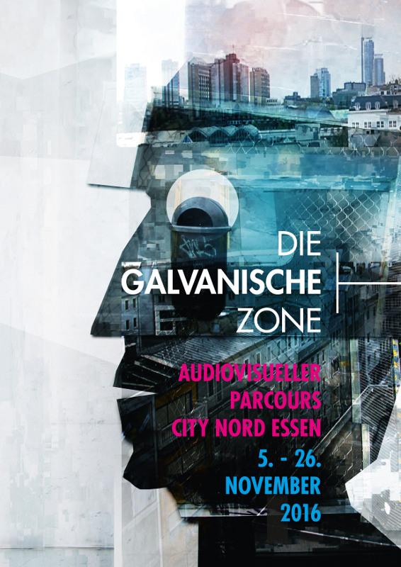 Plakat - Die galvanische Zone