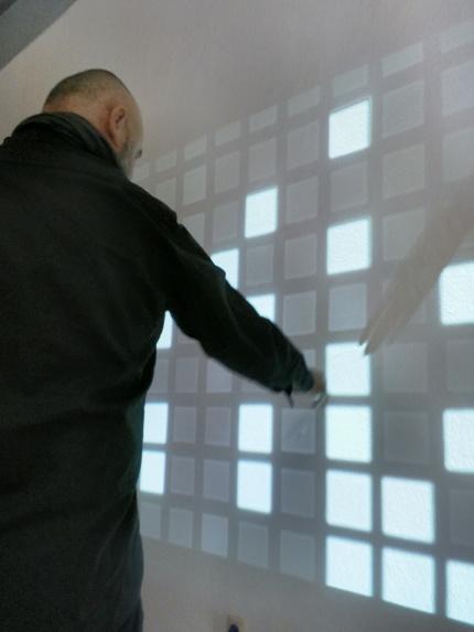 Der Touch-Sequenzer mit Kinect-Interface