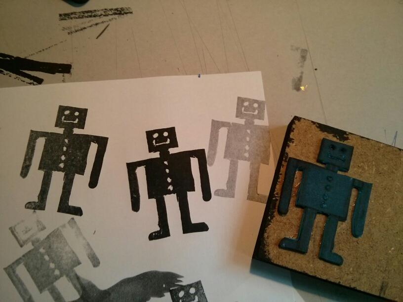robotnet-Stempel